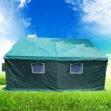 安徽廠家大量定做加厚鍍鋅管帳篷 3*4工程用帳篷