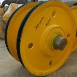 起重定滑輪組 重型滑輪組 導繩輪 32t吊鉤滑輪組