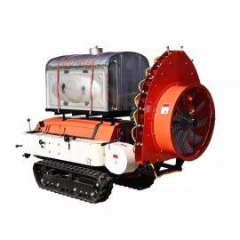 柴油18  田园管理机 山地丘陵履带式旋耕机