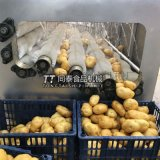 自动洗土豆机器,清洗萝卜机器,马铃薯红薯大枣清洗机