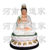 慈航道人神像 十二金仙雕塑廠 玻璃鋼佛像