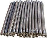 304不鏽鋼波紋管金屬軟油管2分1米長耐高溫