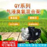 浙江三相臥式自吸溶氣泵40QY-6SS