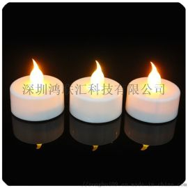 厂家直销LED发光蜡烛灯