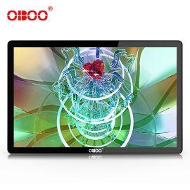 OBOO70寸大屏多功能壁挂式液晶楼宇广告机