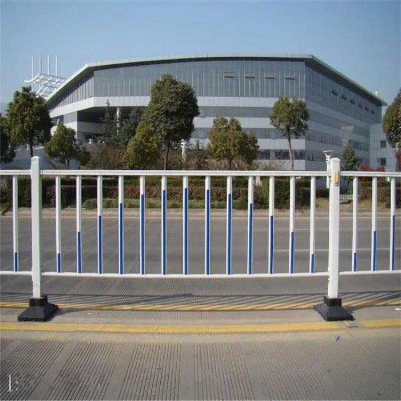 厂家直销 马路安全隔离市政道路护栏 城市交通市政道路护栏