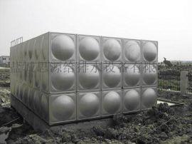 思源304不锈钢水箱 屋顶焊接水箱生产厂家
