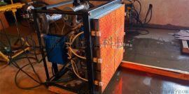 天然气红外线金属纤维燃烧器