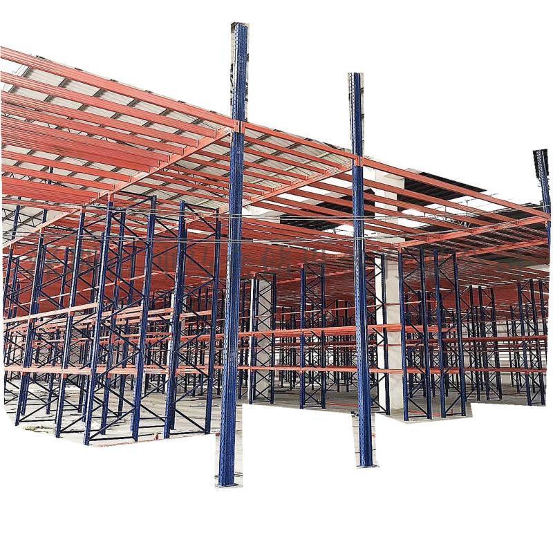 廣州平臺倉儲貨架廠,倉庫平臺設計,廣東倉儲平臺貨架
