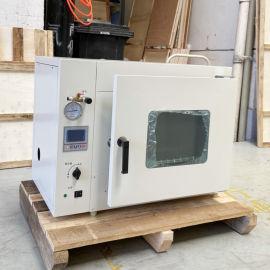 电热恒温高温真空干燥箱充氮烘箱烤箱400度