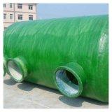 玻璃钢化粪池选型 霈凯环保 两格化粪池