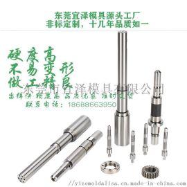 东莞宜泽模具cnc加工中心 铝合金铜铁不锈钢模型机械零件定做加工