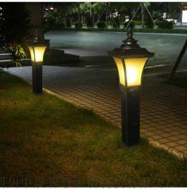 庭院燈LED路燈 草坪燈3米3.5米景觀燈