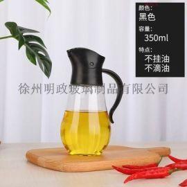 厨房油壶自动开盖油瓶家用防漏油壶酱油瓶醋瓶