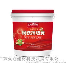 防紫外线老化处理材料抗热漆厂家供应