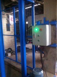 液压升降平台链条导轨式升降机液压载货电梯