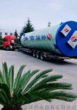 一體化污水提升泵站廠家按圖生產