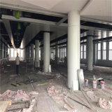 旅遊區造型包柱鋁單板  高架橋氟碳包柱鋁單板