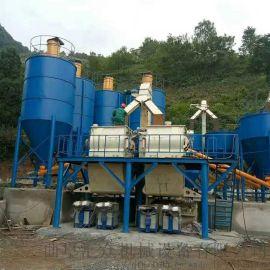 粉末真空上料机 气力输送系统料封泵 六九重工 自动