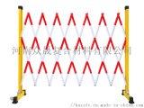 廠家供應玻璃鋼高強可移動伸縮圍欄交通隔離護欄可定制