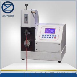 厂家供应带打印纸板耐折度仪 MTI耐折度测定仪