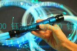 POF滑鼠墊發光輪廓 幻彩軟光纖 高亮UC2.0