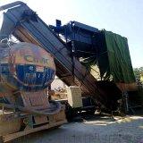 无扬尘粉煤灰卸车机 干灰石粉中转设备 集装箱卸灰机