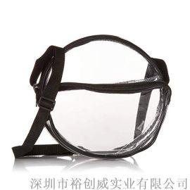 单肩包 PVC包 斜跨包 透明包包 裕创威