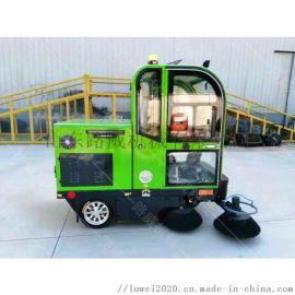 工业用扫地机驾驶式扫地车