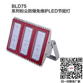 LED防爆马路灯led泛光灯150W护栏式防爆灯