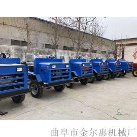 四驱柴油运输车 爬山四驱运输车 农用拖拉机