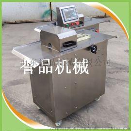 台式烤肠扎线机-自动双路触屏控制扎线机全不锈钢材质