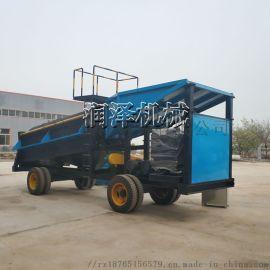 重选沙机提取机械 洗矿淘金滚筒筛