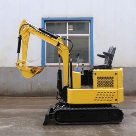 小型农用挖掘机 10果园国产微型挖掘机 沃特机械