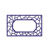 造型鋁單板異形衝孔雕花鋁板氟碳木紋弧形鋁單板幕牆