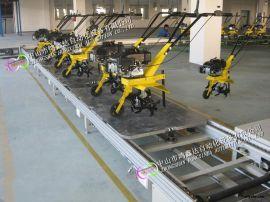佛山清洗机生产线,挖掘机装配线,农业机械装配流水线