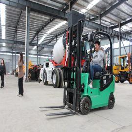 厂家直销 全电动叉车 四轮座驾式搬运车 装卸堆高车