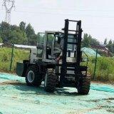 多功能3吨柴油越野叉车 沃特机械 装卸四驱越野叉车
