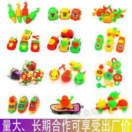 15款小型挺力赠品一元以下扭蛋机公仔小玩具配件礼品