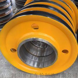 φ430滑轮组 龙门吊天车滑轮组 热轧滑轮片滑轮组