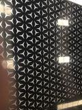 黑钛拉丝不锈钢装饰板 电梯黑钛镜面蚀刻板