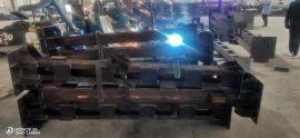 声屏障立柱焊接声屏障立柱生产制造厂家
