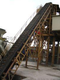 山东厂供 大倾角输送带 高耐磨