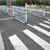 广东汕头道路栅栏   道路护栏报价