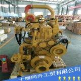 NT855-C280发动机总成 康明斯动力机组水泵