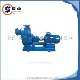上海316不锈钢自吸排污泵ZW型污水提升泵