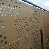 內牆金屬包邊鋁單板  酒店門頭烤漆鋁單板定製廠家