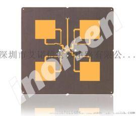 5G CPE天线PCB板、聚四氟乙烯两层板