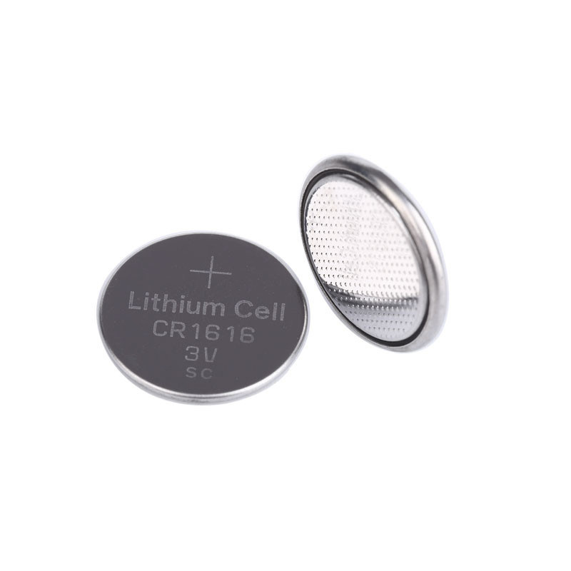 CR1616一次性纽扣电池3V电动闸门遥控器电池
