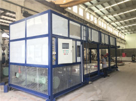 大型块冰机直冷式制冰机的起源